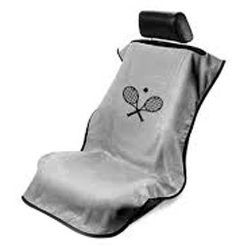 SeatArmour Grey Tennis Racquet Seat Armour