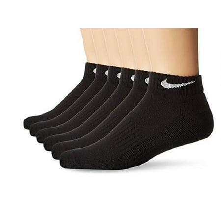 26f90a6b3 Nike - NIKE Performance Cushion Low Rise Socks with Band (6 Pairs ...