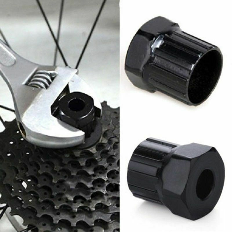 Bicycle Flywheel Cassette Remover Mountain Bike Socket Wrench Repair Tool/_ZT