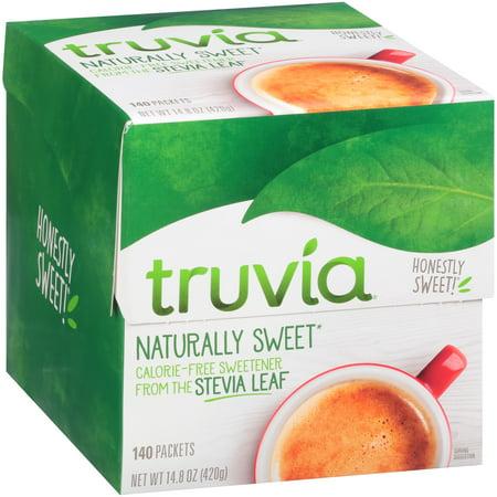 Truvia ® Natural Sweetener 140 ct Box