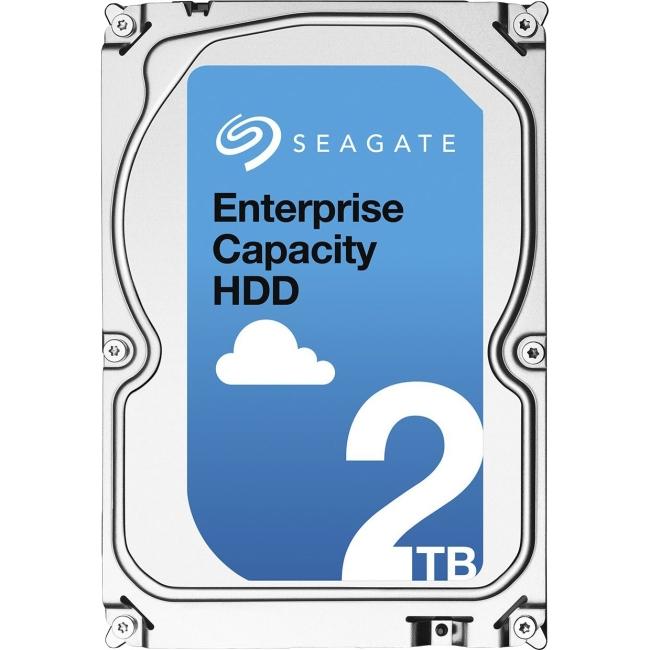 Seagate 2TB EXOS 7E8 ENT CAP 3.5 HDD - ST2000NM0045