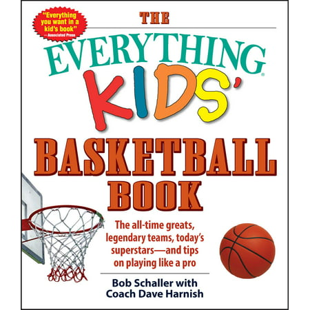 Pro Team Color (The Everything Kids' Basketball Book : The all-time greats, legendary teams, today's superstars—and tips on playing like a)