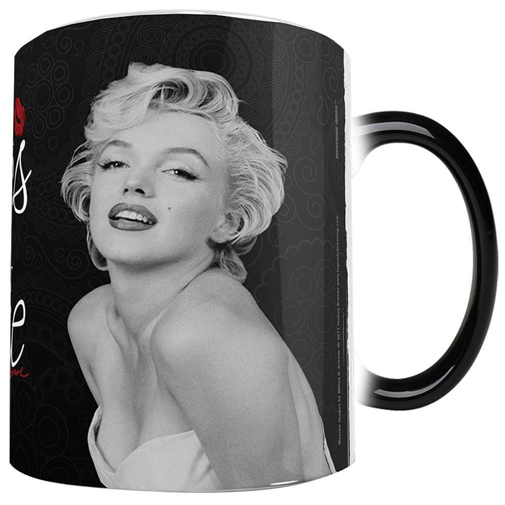 Marilyn Monroe (Rules) Morphing Mugs Heat-Sensitive Mug, ...