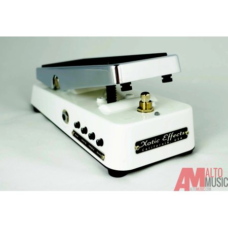 Xotic Effects XW1 Wah Pedal Bass Wah Effects Pedal