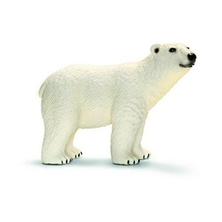 Schleich Polar Bear Toy Figure (Schleich Bear)