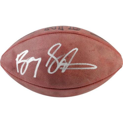 NFL - Barry Sanders Autographed Football   Details: Wilson NFL Football