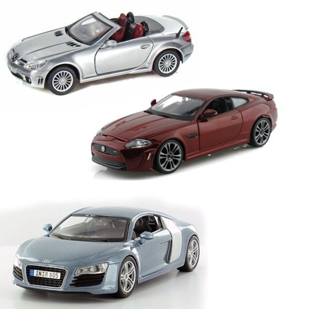 Best of European Diecast - Set 11 - Set of Three 1/24 Scale Diecast Model
