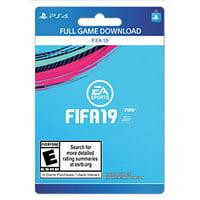 FIFA 19, EA, Playstation, [Digital Download]