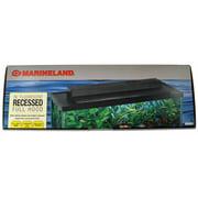 Marineland Fluorescent Recessed Full Hood 36L x 12W