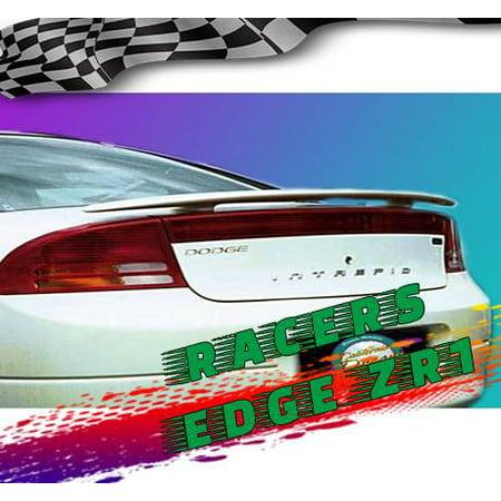 RacersEdgeZR1 1998-2004 Dodge Intrepid Custom Style ABS Spoilers RE98N-4 Dodge Intrepid Spoiler