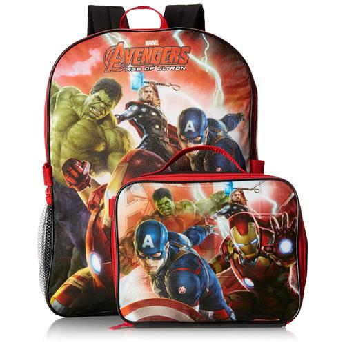 Marvel Avengers Age of Ultron Backpack and Lunch Bag