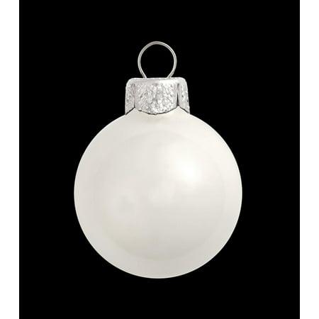 Northlight 28ct Shiny Glass Ball Christmas Ornament Set 2