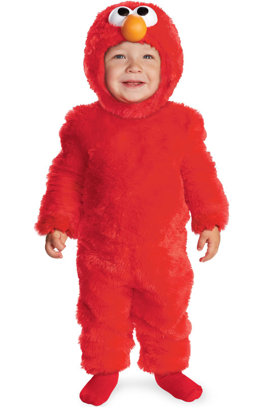 Sesame Street Light Up Elmo Toddler Costume by Disguise