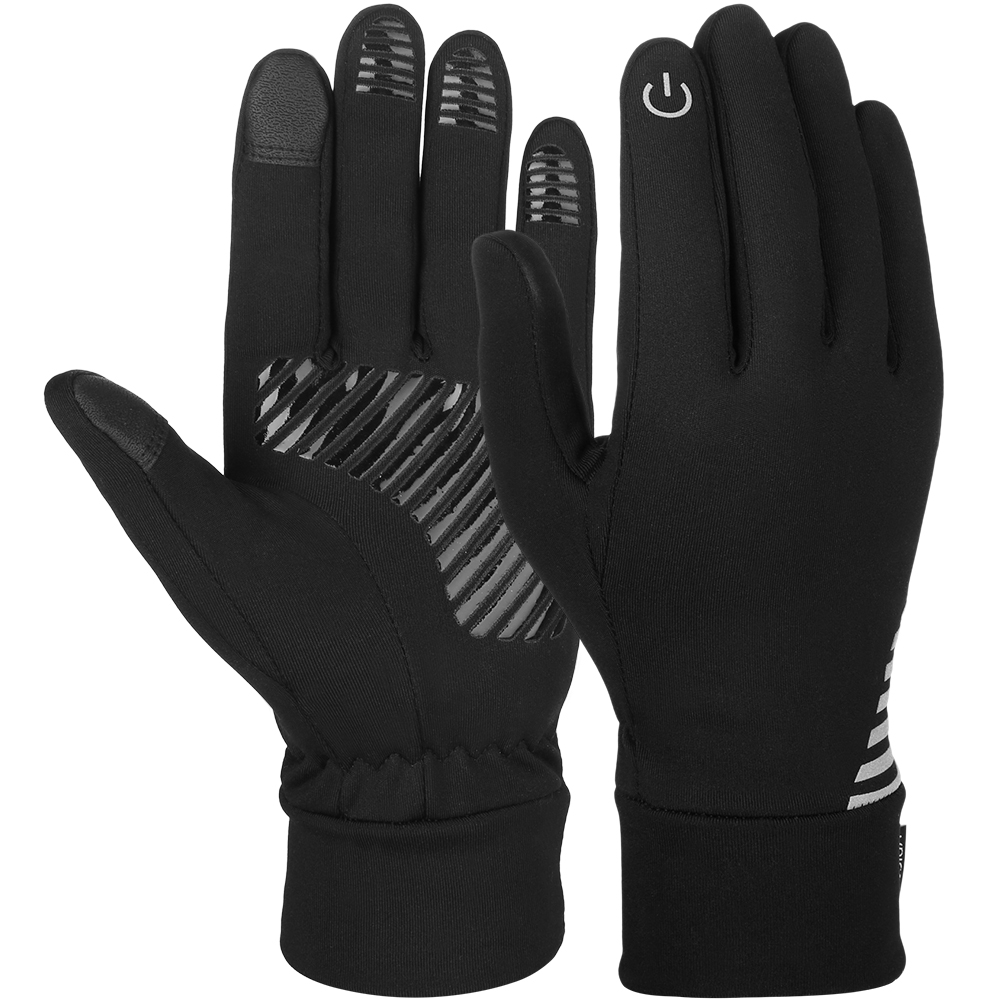 Cold Weather Touch Screen Windproof Outdoor Sport Cycling Driving Warm Gloves