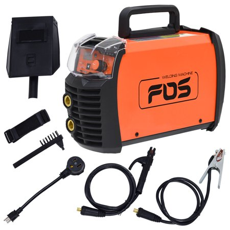 Goplus MMA TIG ARC IGBT Welding Machine 200 AMP 110/220V Welder DC Inverter LED Display ()