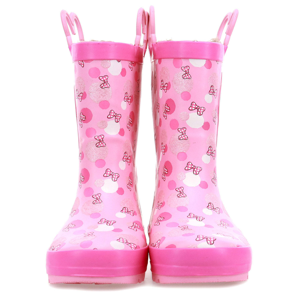 NEW Western Chief Kids Faux Fur Lined Rain boots Various Styles /& Sizes