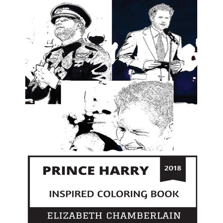 British Halloween Traditions (Prince Harry Inspired Coloring Book : British Royal Family and Princess Di's Son, Freshly Married Royalti and England Tradition Inspired Adult Coloring)