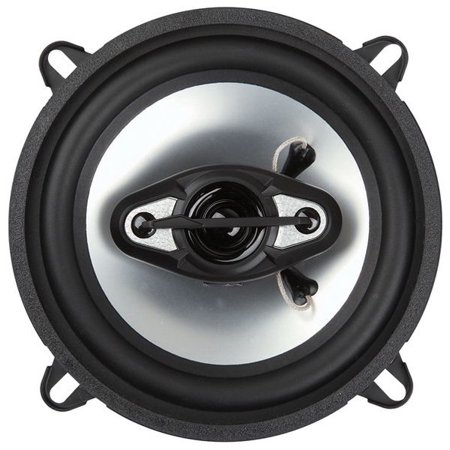 "2) NEW BOSS NX524 5.25"" 300W 4-Way Car Audio Coaxial Speakers Stereo Black 4 Ohm - image 3 de 5"