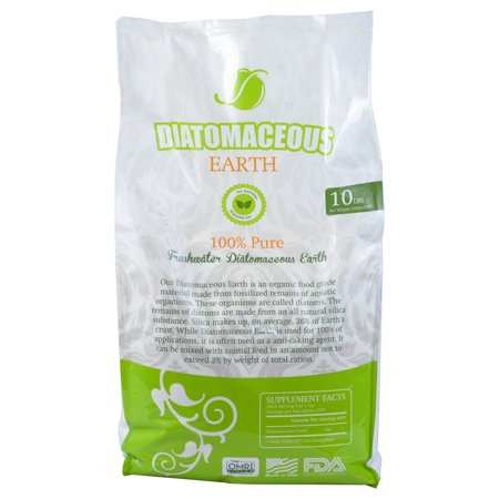 Diatomaceous Earth Food Grade Sold In Stores