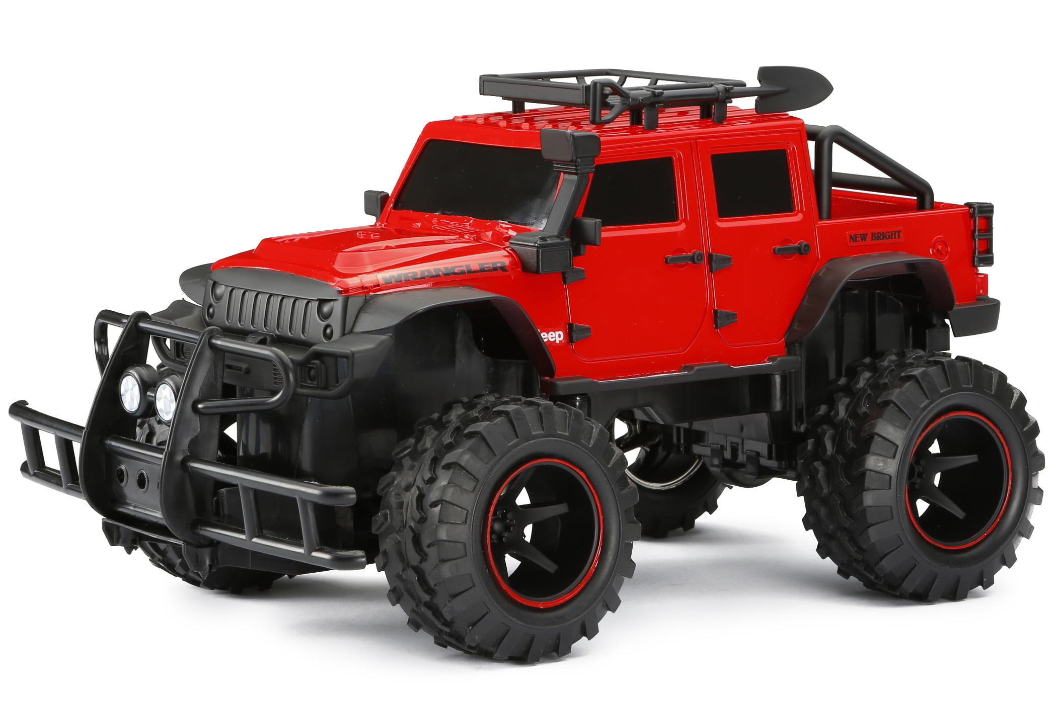 New Bright 1:15 Scale Radio Control 6.4v Jeep Pick Up by New Bright Industrial Co., Ltd.