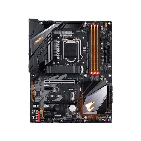 Aorus Ultra Durable Z390 AORUS ELITE Desktop Motherboard - Intel Z390 Chipset - Socket H4 LGA-1151