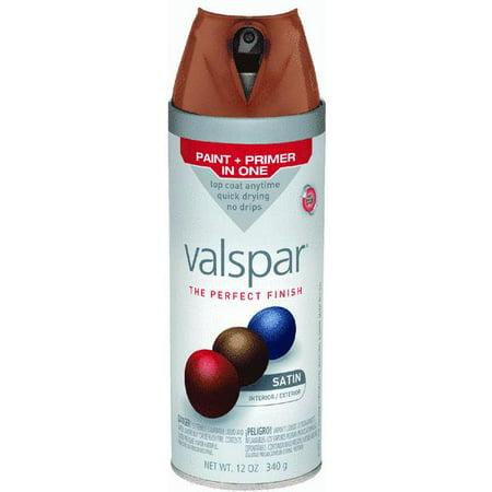 valspar enamel paint primer in one spray paint. Black Bedroom Furniture Sets. Home Design Ideas