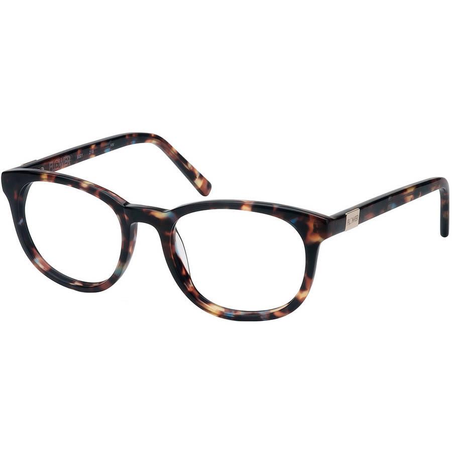 Randy Jackson Mens Prescription Glasses, 1042 Black/Gunmetal ...