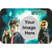 Harry Potter Photo Frame Edible Cake Topper Image Email Us your picture