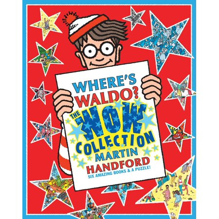 Wow Collection (Where's Waldo? The Wow Collection : Six Amazing Books and a)