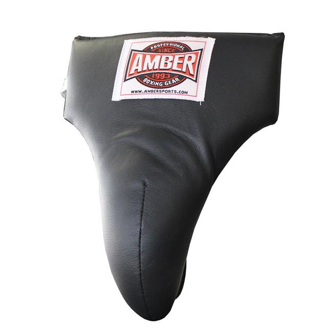 Amber Sports ABGUARD-S Mens Groin Protector, Small