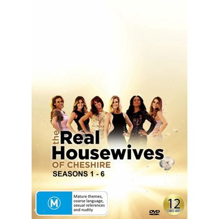 Real Housewives Of Cheshire: Seasons 1-6 (DVD) (The Real Housewives Of Atlanta Tv Show Cast)