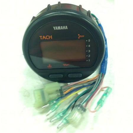Yamaha 6Y5-8350T-D0-00  6Y5-8350T-D0-00 Tachometer Assembly; 6Y58350TD000 Yamaha V-star Tachometer