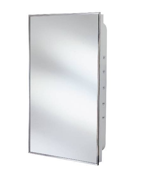 Medicine Cabinet, 16X26 In. by National Brand Alternative