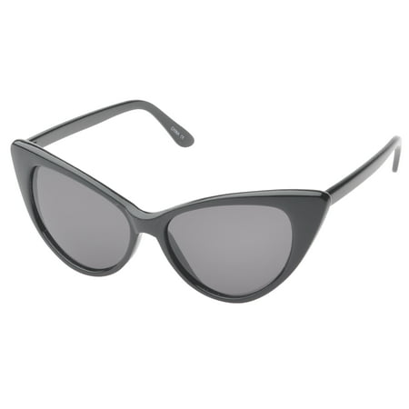 MLC Eyewear 'Colville' Cat eye Fashion Sunglasses in Black - Cats In Sunglasses