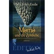 Momo und die Zeitdiebe - eBook