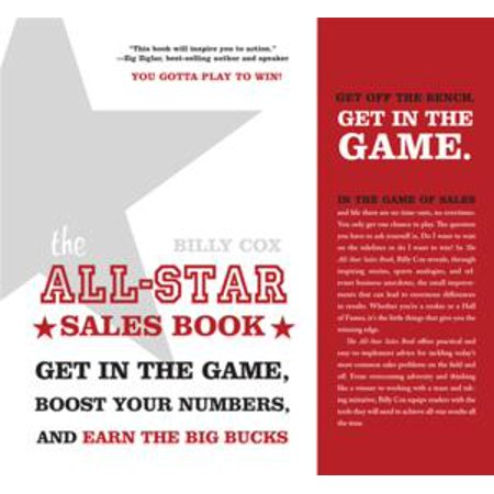 The All-Star Sales Book: Get In The Game, Boost Your Numbers, And Earn The Big Bucks - (Buck Boost Controller)