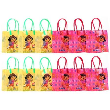 Dora The Explorer Party Favor Goodie Gift Bag - 6