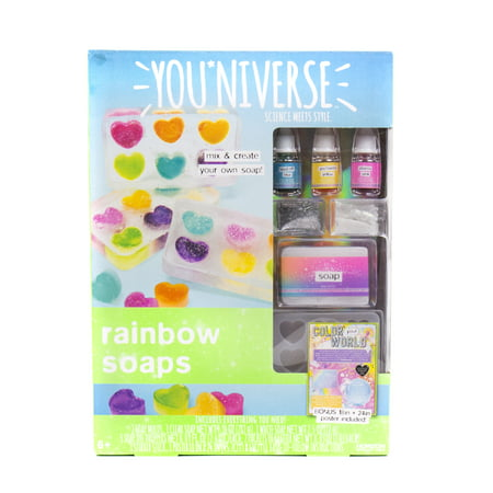 Youniverse Do It Yourself Rainbow Soap, 1 Each