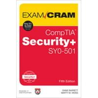 CompTIA Security+ SY0-501 Exam Cram - eBook