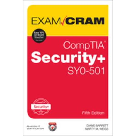 CompTIA Security+ SY0-501 Exam Cram - eBook