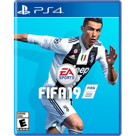 FIFA 19, Electronic Arts, PlayStation 4, 014633736885