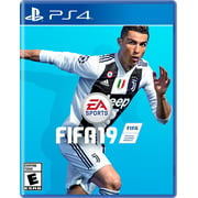 FIFA 19, Electronic Arts, PlayStation 4, 014633736885