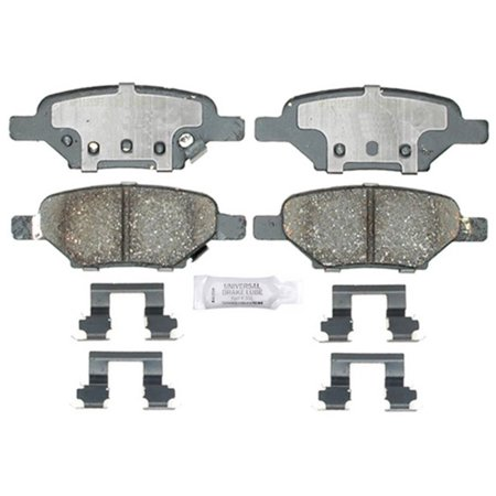 - AC Delco 17D1033CH Brake Pad Set, Ceramic OE Replacement