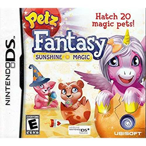 Petz Fantasy: Sunshine Magic (DS)