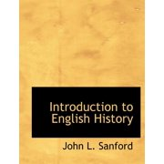 Introduction to English History