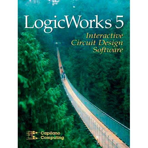 Logicworks 5: Interactive Circuit Design Software