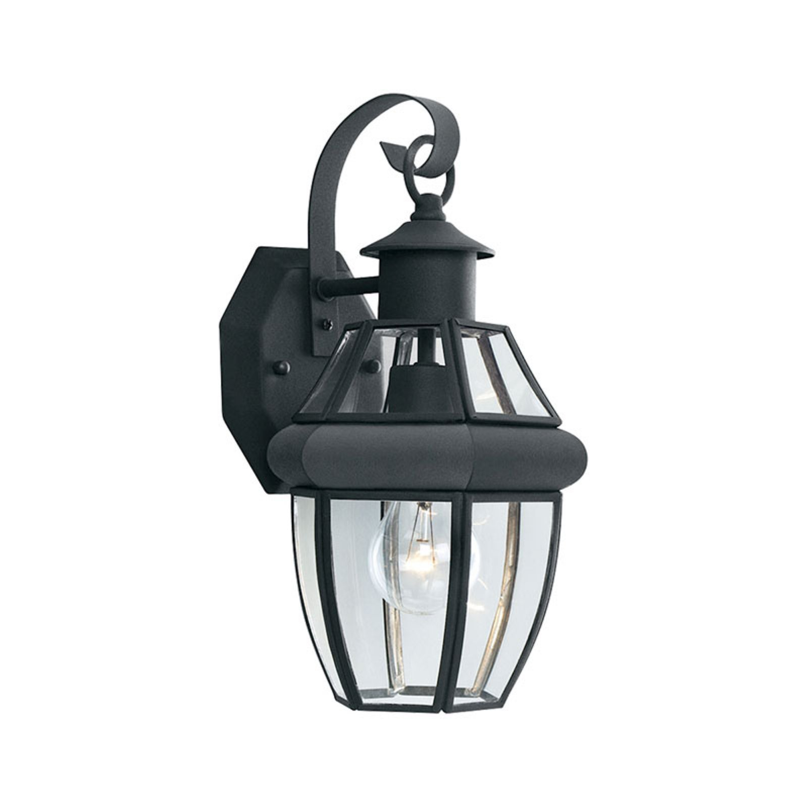 Thomas Lighting Heritage Armed Outdoor Wall Lantern
