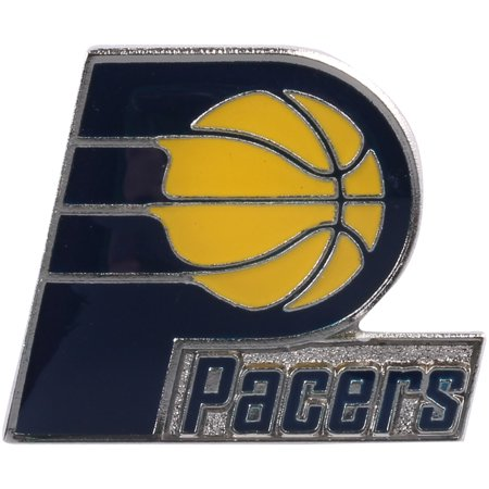 Indiana Pacers Logo Pin - No Size