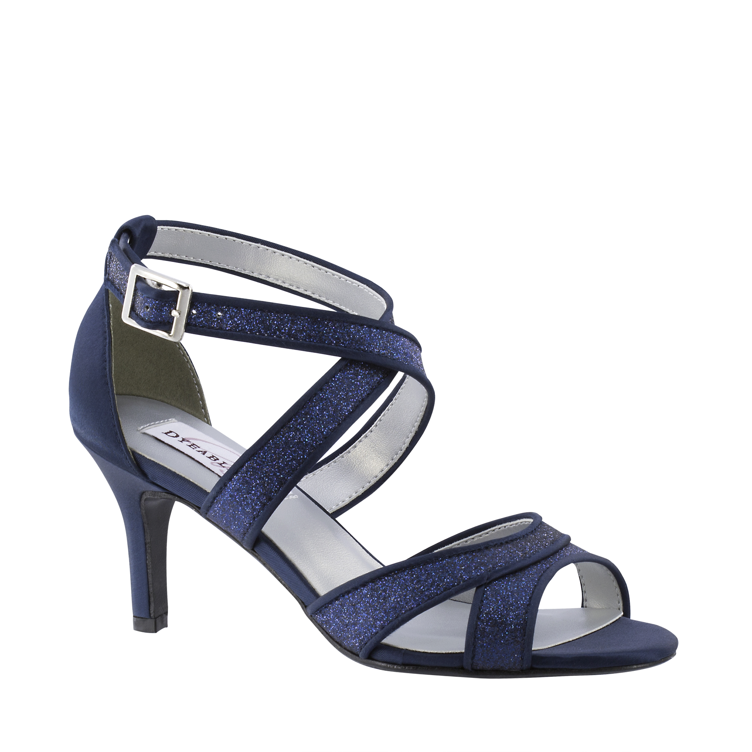 Women's Dyeables Amber Strappy Sandal Economical, stylish, and eye-catching shoes