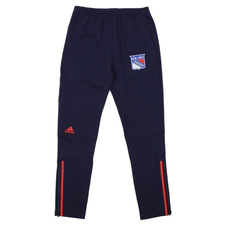 finest selection f177f a6c2f adidas - Adidas NHL Men's New York Rangers Center Ice Finished Zone Pants -  Walmart.com
